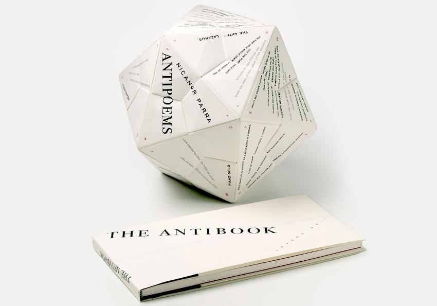 Artwork 'The Antibook' by Francisca Prieto